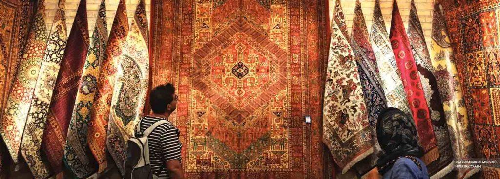 ویژگی های یک فرش دستباف خوب