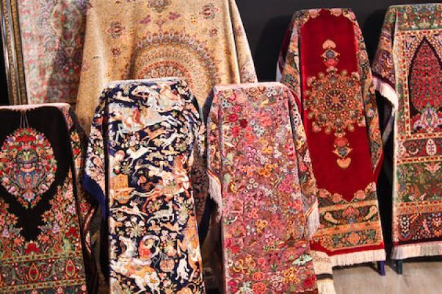 طرحهای مختلف فرش و قالی ایرانی